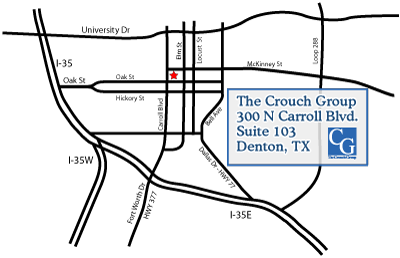 300 North Carroll Boulevard, Suite 103, Denton, TX 76201